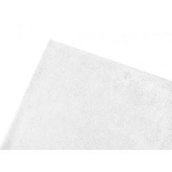 Housse de table en éponge Blanc