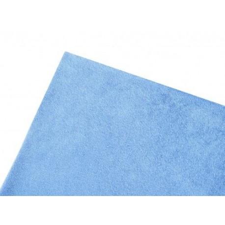 Housse de table en éponge Bleu Ciel