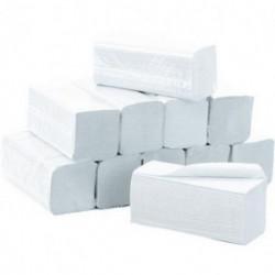 Essuie mains pliage enchevêtré - Carton de 32 paquets
