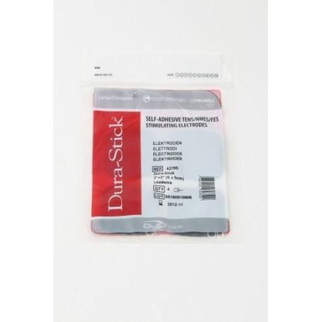 Electrodes Adhésives DURA-STICK ® (5 x 5 cm)