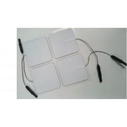 Electrodes Adhésives EN-TRODE+ ( 5 x 5 cm)