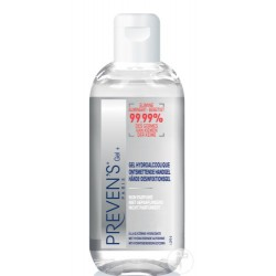 PREVEN'S - Gel Hydro Alcoolique - Flacon de 100 ml