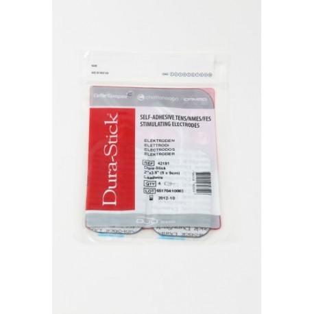Electrodes Adhésives DURA-STICK ® (5 x 9 cm)