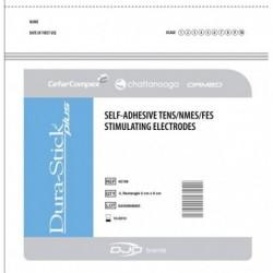 Electrodes Adhésives DURA-STICK ® PLUS ( 5 x 5 cm)
